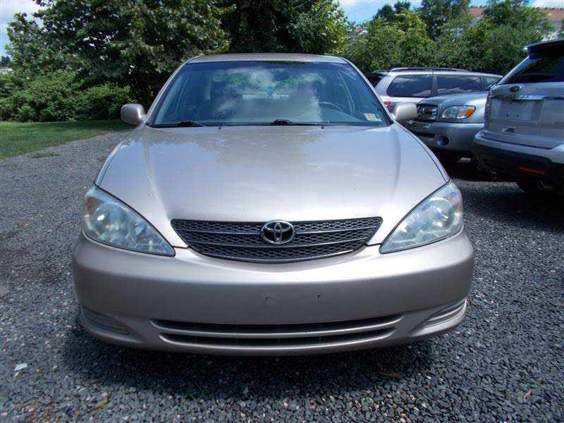 Toyota Camry 2004 $3999.00 incacar.com