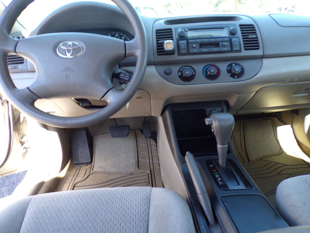 used Toyota Camry 2004 vin: 4T1BE32K04U860789