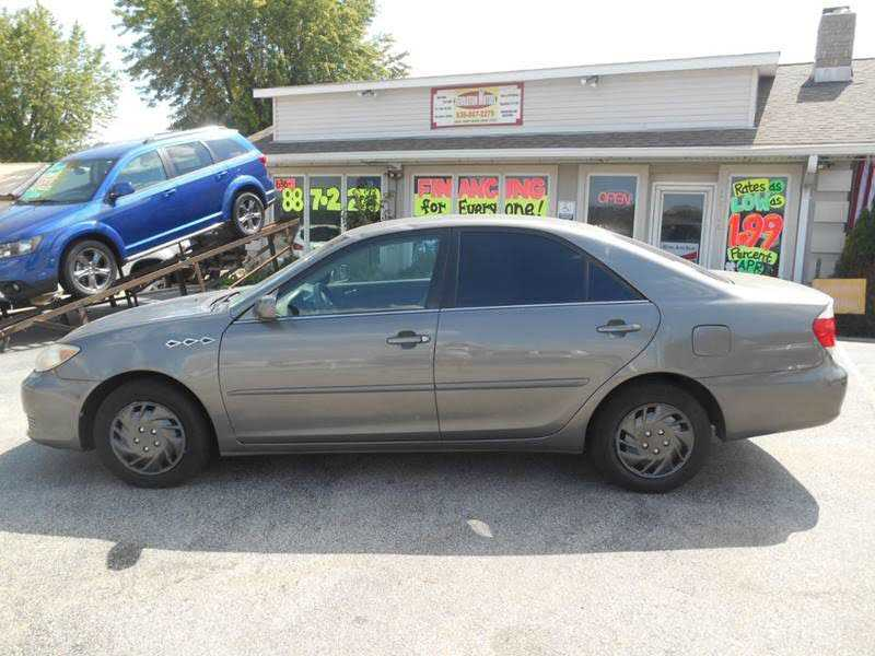 used Toyota Camry 2005 vin: 4T1BE32K25U605871