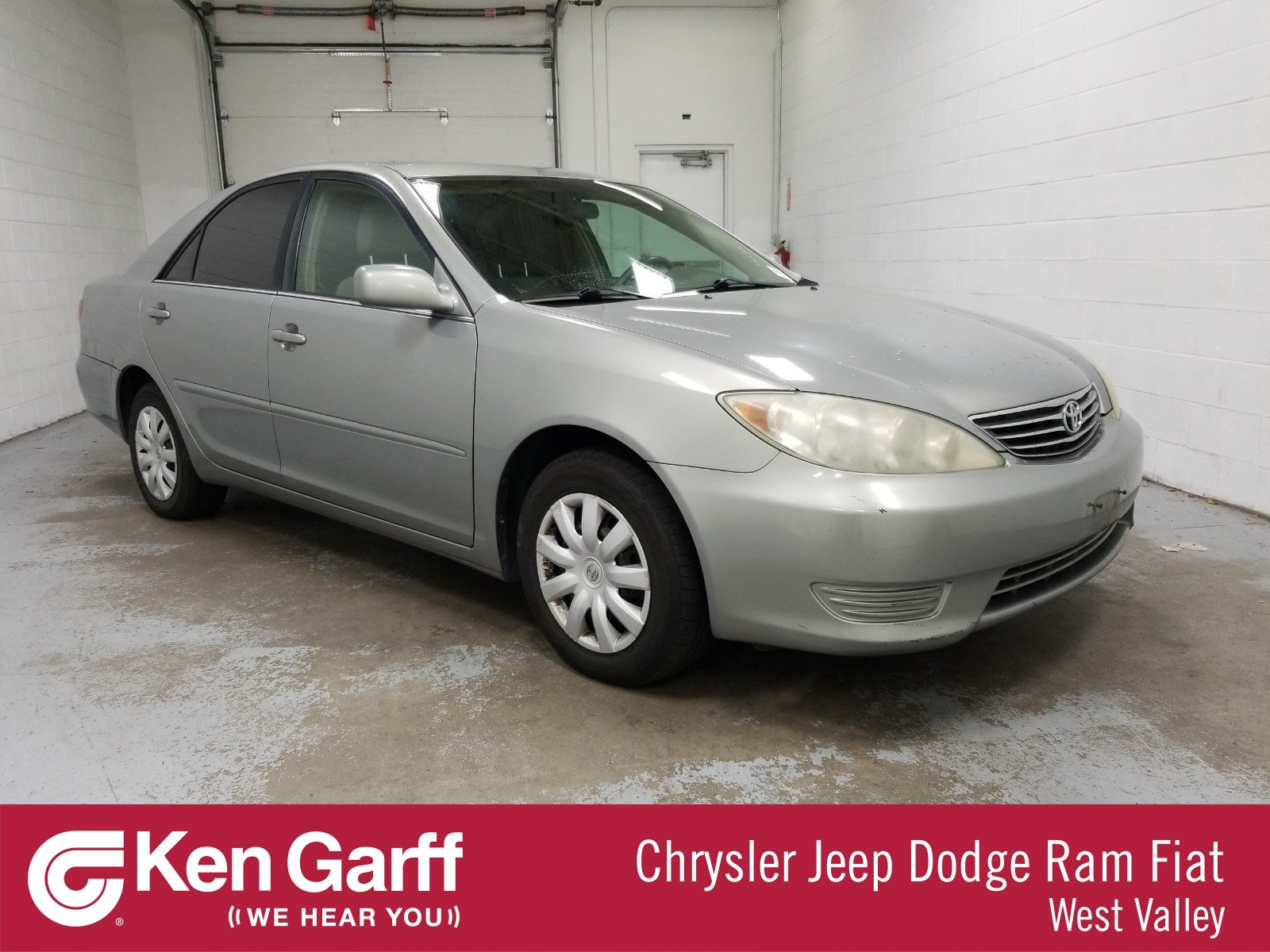 used Toyota Camry 2005 vin: 4T1BE32KX5U541451