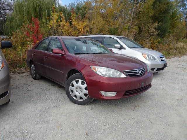 Toyota Camry 2005 $3000.00 incacar.com