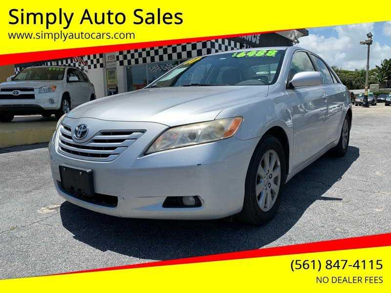 Toyota Camry 2007 $6488.00 incacar.com