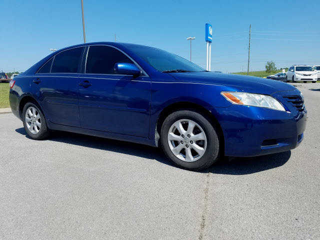 used Toyota Camry 2007 vin: 4T1BE46K17U184597
