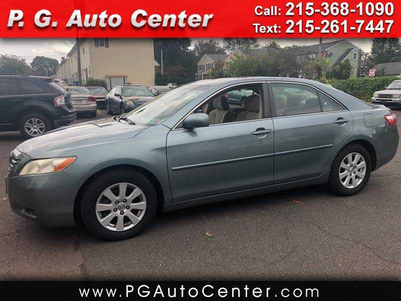 used Toyota Camry 2007 vin: 4T1BE46K27U657956