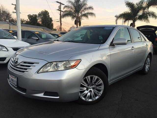 used Toyota Camry 2007 vin: 4T1BE46K37U145896
