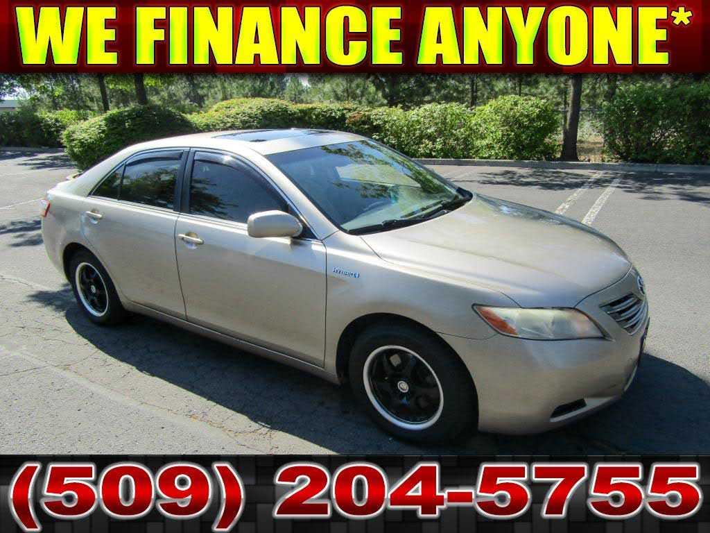 Toyota Camry 2007 $5980.00 incacar.com