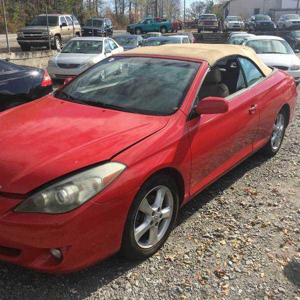 Toyota Camry 2008 $6500.00 incacar.com