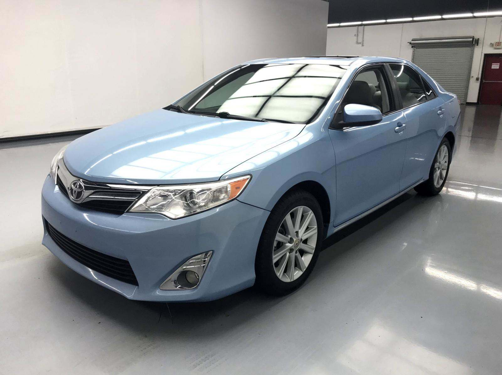 used Toyota Camry 2012 vin: 4T4BF1FK0CR218007
