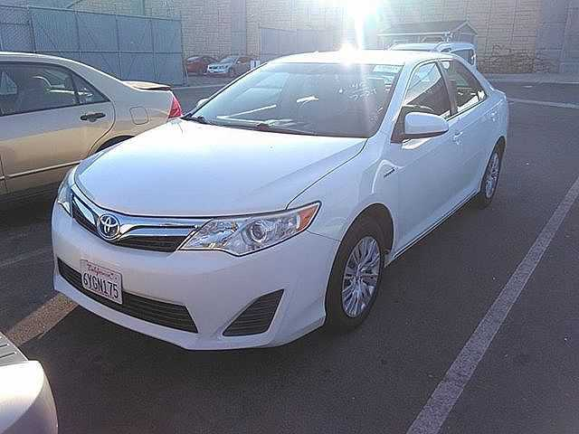used Toyota Camry 2012 vin: 4T1BD1FK3CU046023