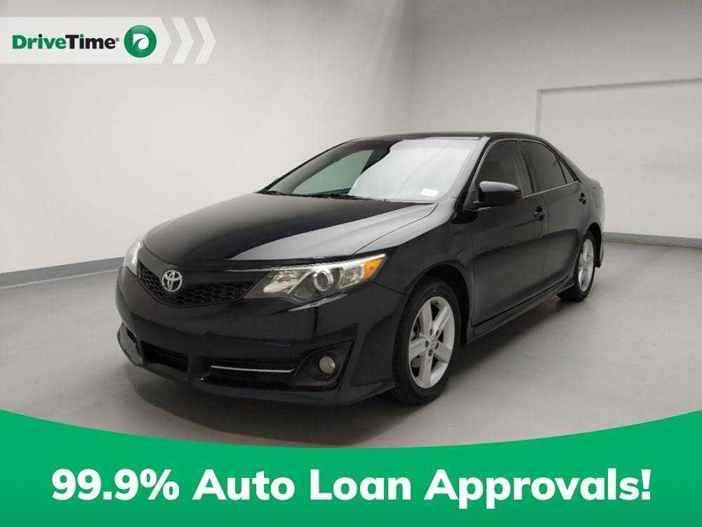 used Toyota Camry 2014 vin: 4T1BF1FK6EU460796