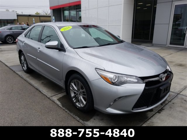 used Toyota Camry 2016 vin: 4T1BF1FK5GU242089