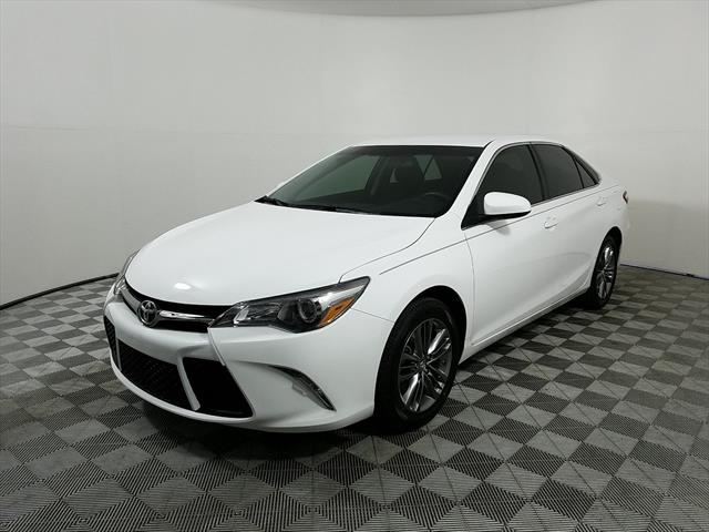 used Toyota Camry 2017 vin: 4T1BF1FK2HU277982