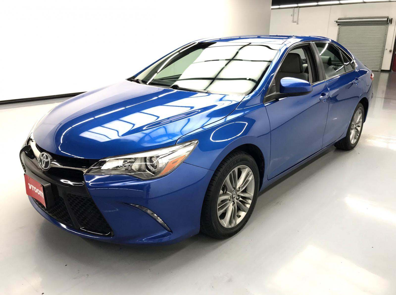 used Toyota Camry 2017 vin: 4T1BF1FK2HU709275