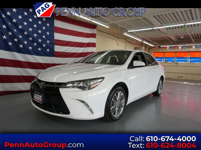 used Toyota Camry 2017 vin: 4T1BF1FK1HU814812