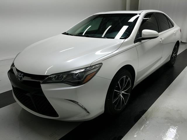 used Toyota Camry 2017 vin: 4T1BK1FKXHU578169