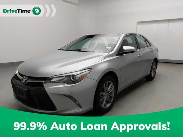 used Toyota Camry 2017 vin: 4T1BF1FK0HU737396