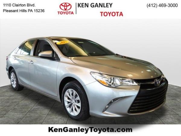 Toyota Camry 2017 $17442.00 incacar.com