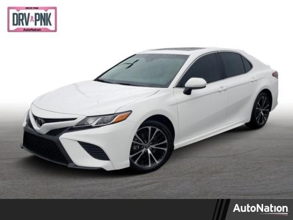 Toyota Camry 2018 $20690.00 incacar.com