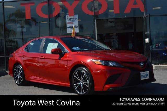 Toyota Camry 2019 $23991.00 incacar.com