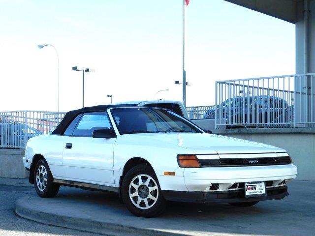 used Toyota Celica 1989 vin: JT5ST62K6K7337828