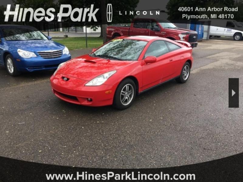 Toyota Celica 2002 $3288.00 incacar.com