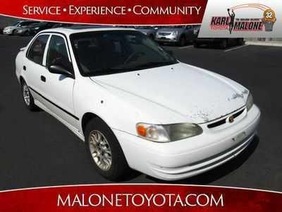 Toyota Corolla 1999 $1400.00 incacar.com