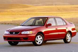 Toyota Corolla 2001 $990.00 incacar.com