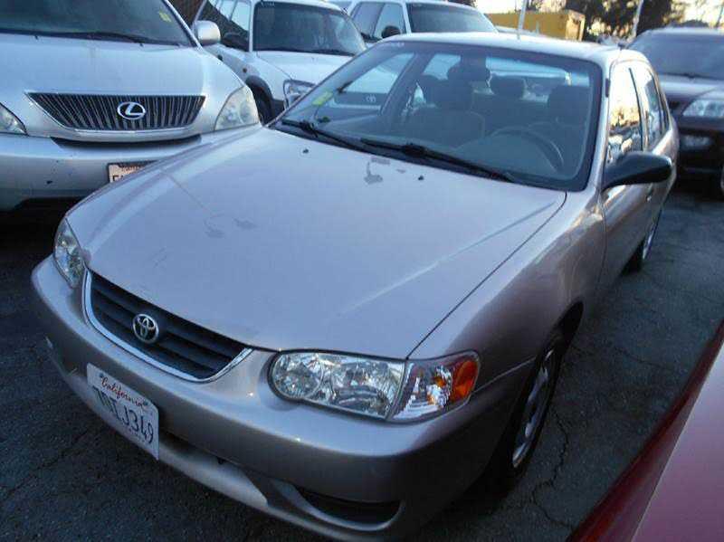 Toyota Corolla 2001 $4488.00 incacar.com