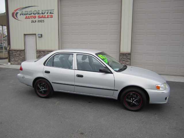 Toyota Corolla 2002 $1995.00 incacar.com