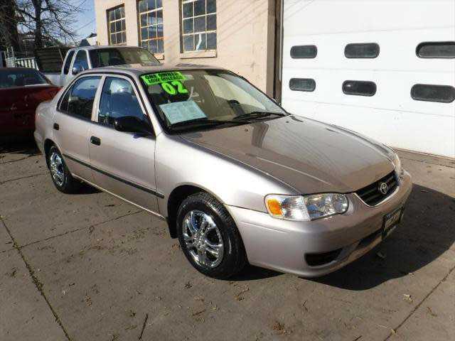 Toyota Corolla 2002 $4495.00 incacar.com