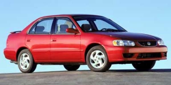 Toyota Corolla 2002 $1720.00 incacar.com