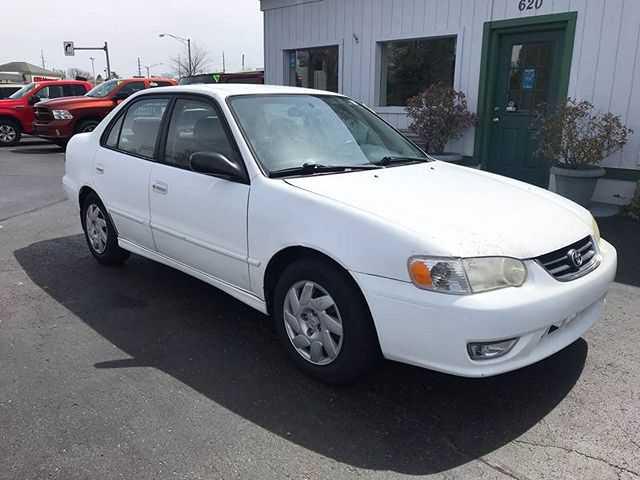 Toyota Corolla 2002 $1250.00 incacar.com