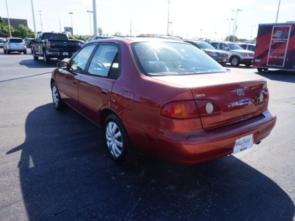 Toyota Corolla 2002 $3177.00 incacar.com