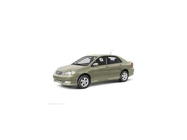 Toyota Corolla 2003 $6000.00 incacar.com