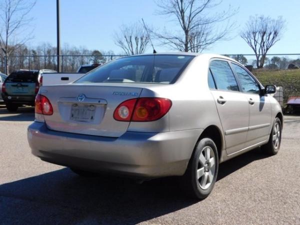 Toyota Corolla 2003 $5995.00 incacar.com
