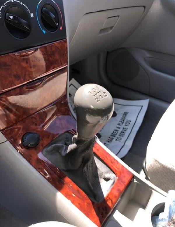 Toyota Corolla 2003 $3795.00 incacar.com