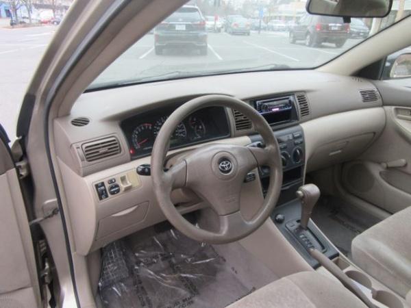 Toyota Corolla 2004 $3785.00 incacar.com