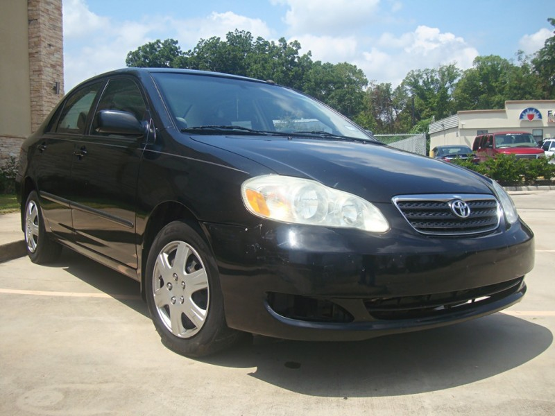 Toyota Corolla 2005 $3000.00 incacar.com
