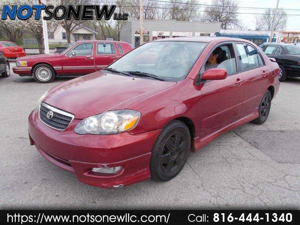 Toyota Corolla 2005 $2698.00 incacar.com