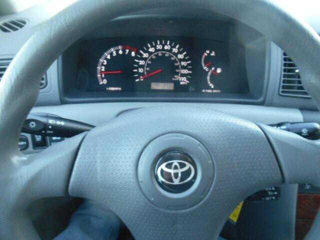 Toyota Corolla 2006 $7995.00 incacar.com