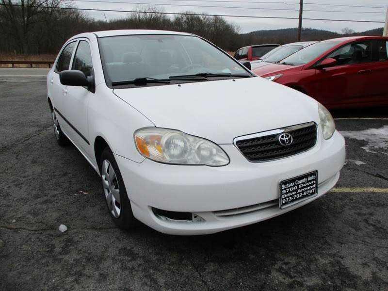Toyota Corolla 2007 $2400.00 incacar.com