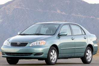 Toyota Corolla 2007 $5891.00 incacar.com