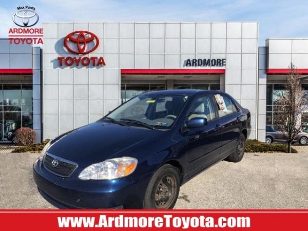 Toyota Corolla 2008 $3577.00 incacar.com