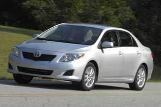 Toyota Corolla 2009 $4988.00 incacar.com