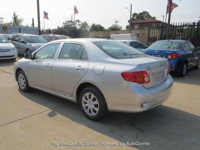 Toyota Corolla 2009 $2995.00 incacar.com