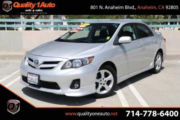 Toyota Corolla 2012 $9988.00 incacar.com