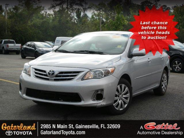 Toyota Corolla 2013 $4743.00 incacar.com