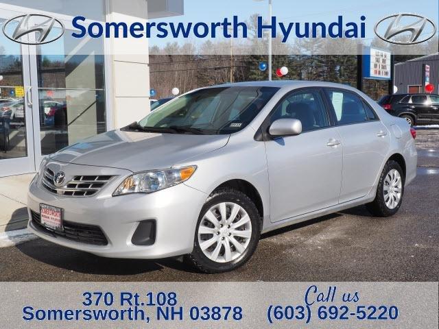 Toyota Corolla 2013 $10658.00 incacar.com