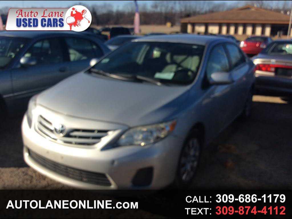 Toyota Corolla 2013 $5790.00 incacar.com