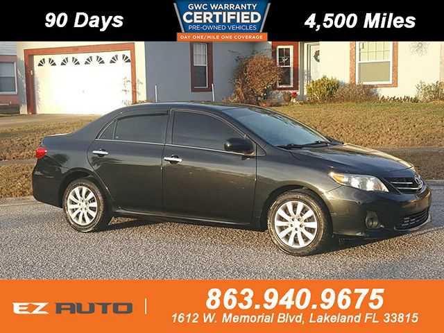 Toyota Corolla 2013 $1500.00 incacar.com
